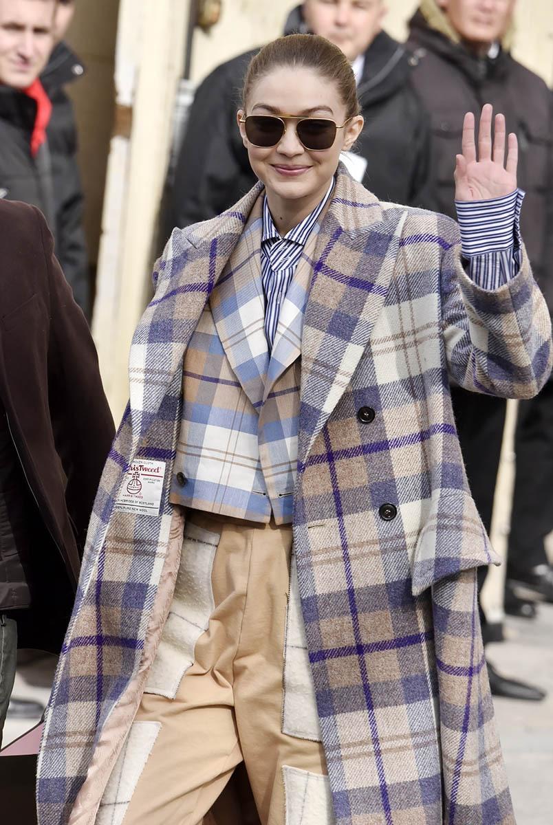 Le Runway Chanel ? Gigi Hadid did it!!