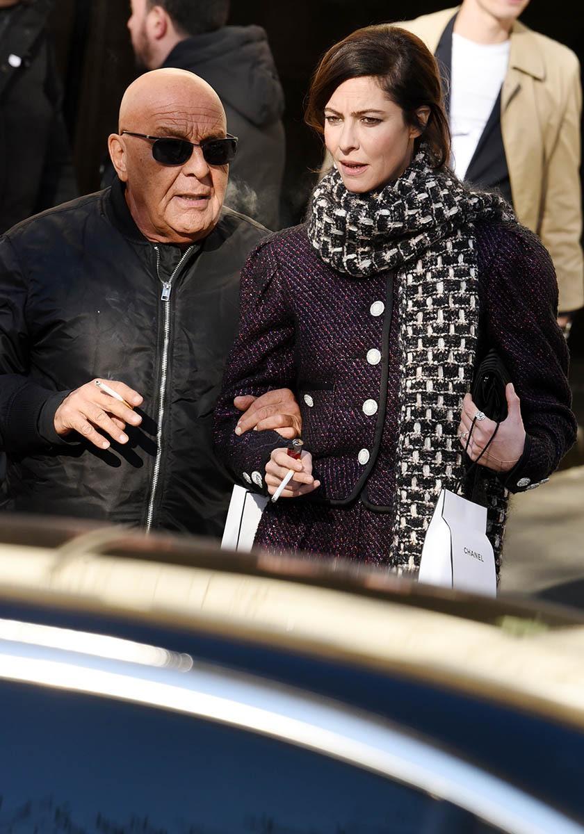 """Anna et Jean Baptiste dans """"Chanel Mouglalis et Igor Mondino"""""""