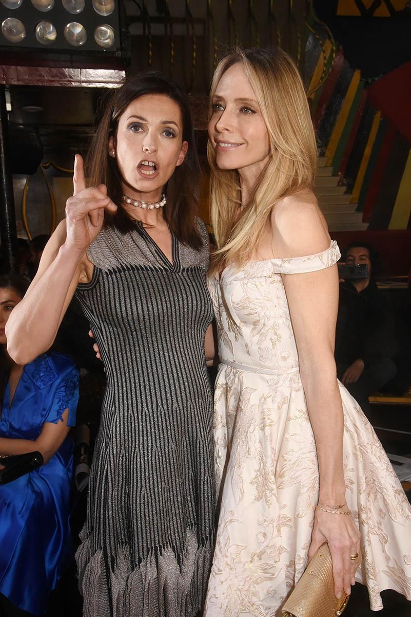 Avec Tonya Kinzinger, Adeline Blondieau me recommande de la shooter du bon côté