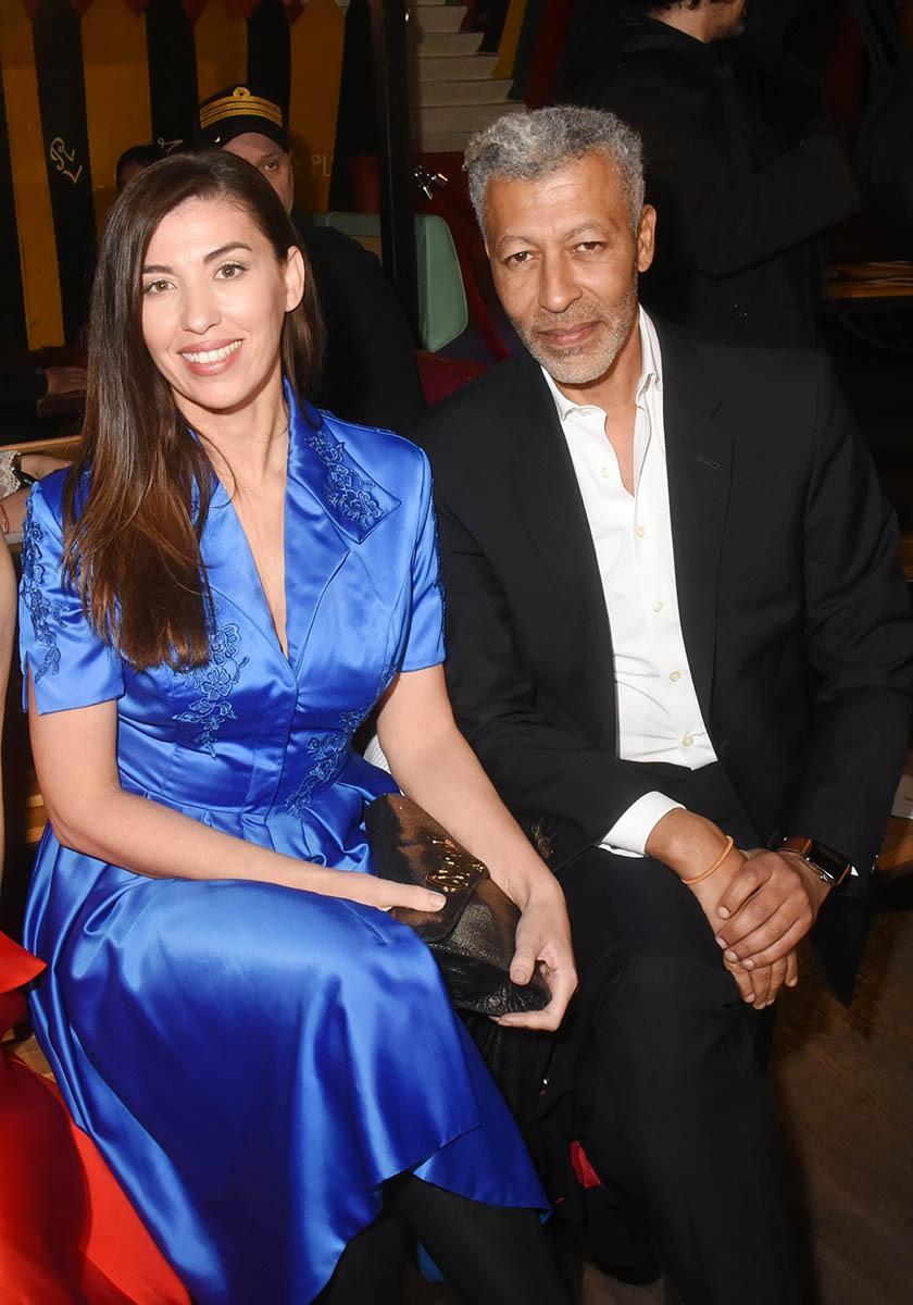 Scoop Mme et Mr Rachid M'Barki en Prime Time chez Guillarmé