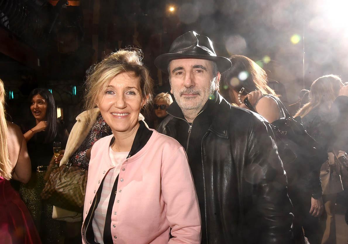 Chez Guillarmé Sylvie et Philippe Harellent et Hardisent