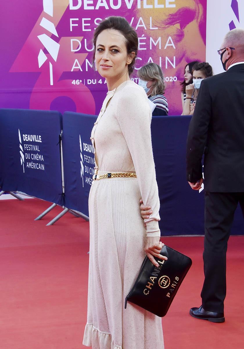 Anne Berest jamais sans son Chany bag
