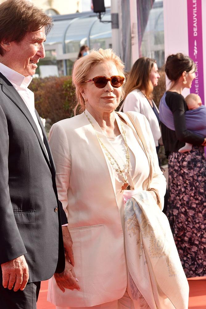 Sylvie Vartan est là Le Festival de Deauville devient de plus en plus Yéyé