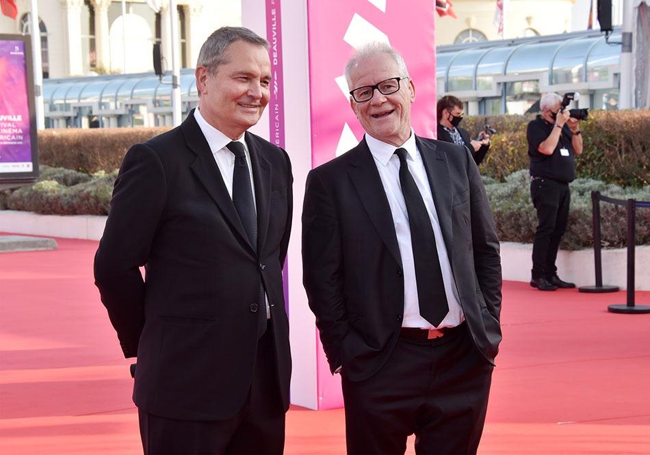Yalta normand Le big boss du Festiv de Deauville rencontre le Big boss du Festiv de Cannes