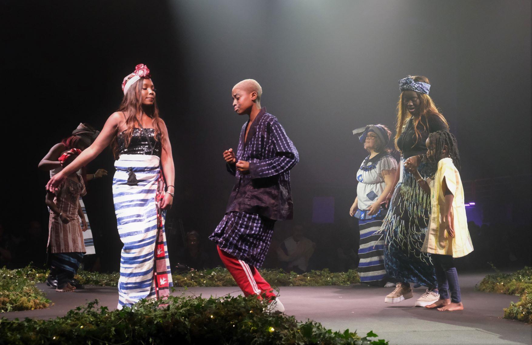 le Sénégal fait le show