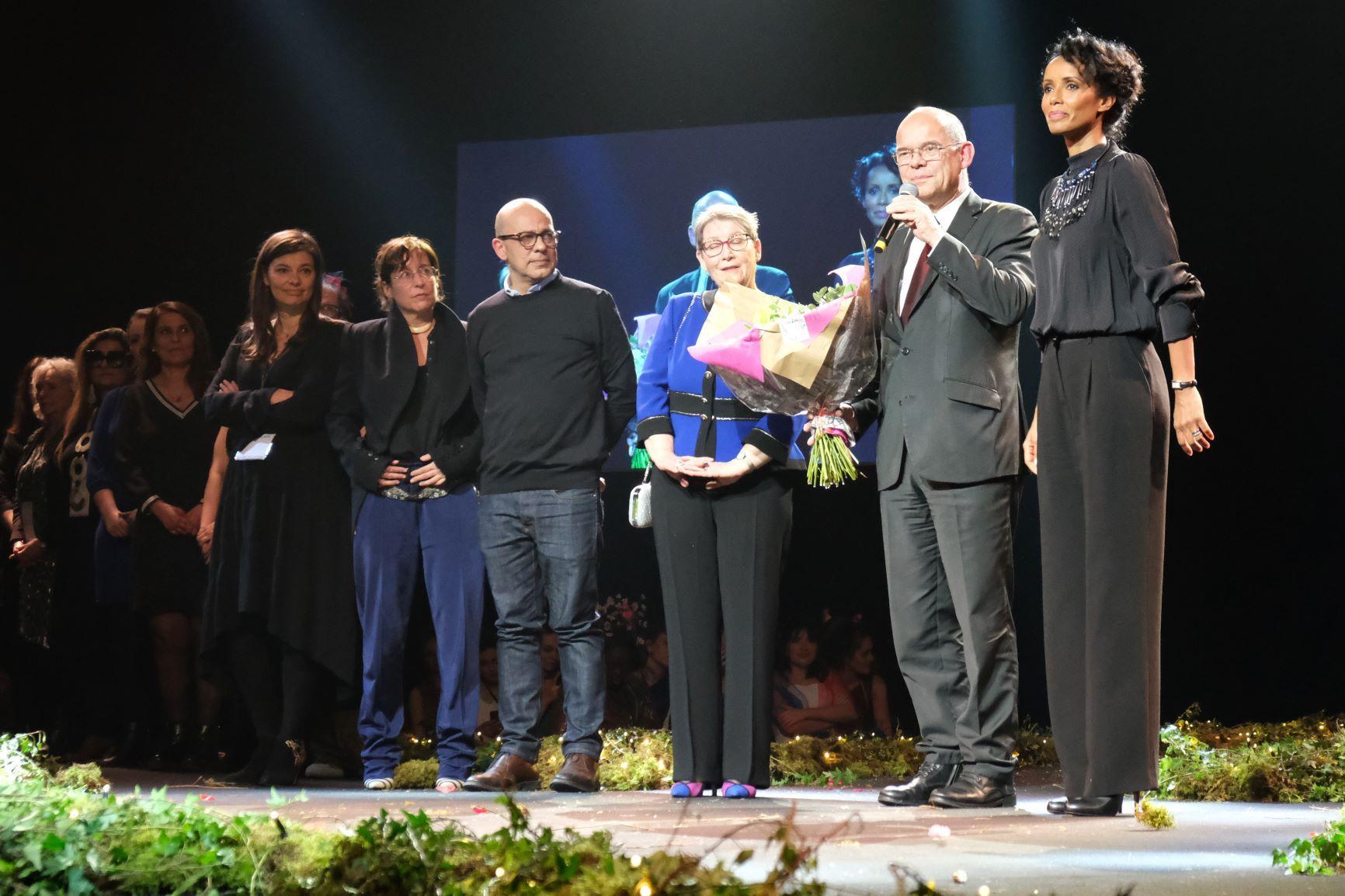 Le jury composé de créateurs et de membres de LVMH