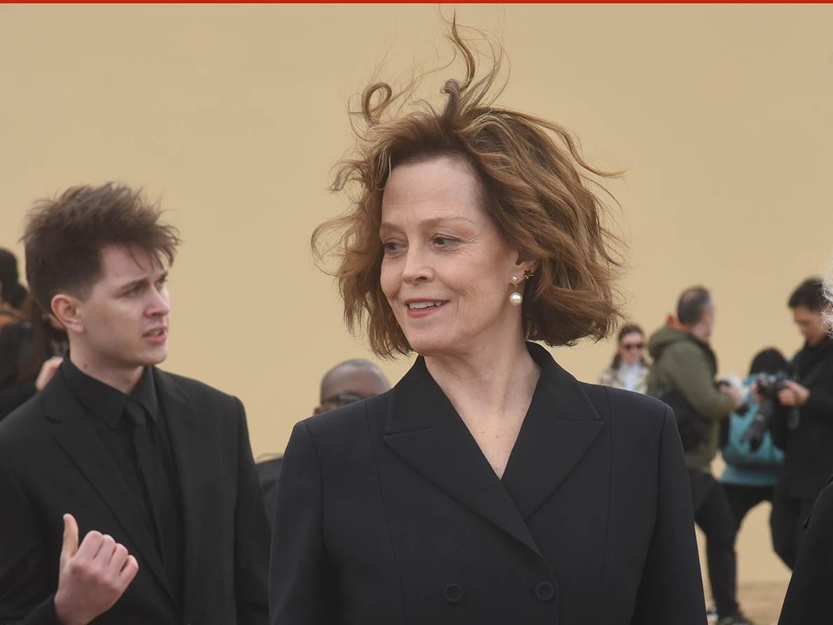 Le Lieutenant Ripley avec des antennes? Serait elle devenue une Alien?