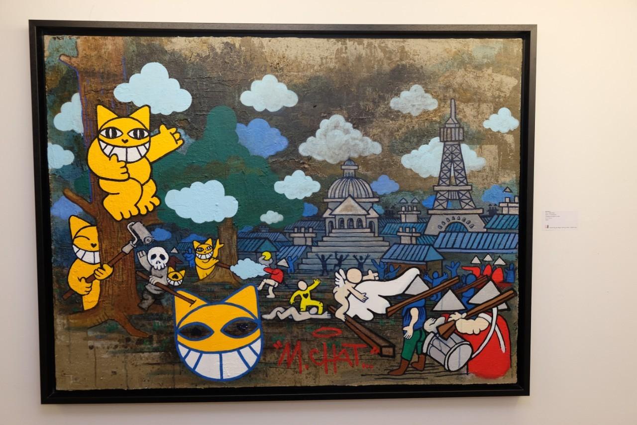 PARIS SEOUL, tout un programme