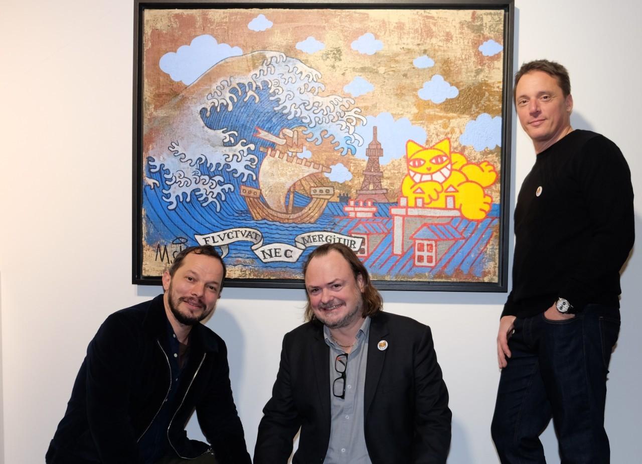 M Chat avec Eric Brugier et Laurent Rigail