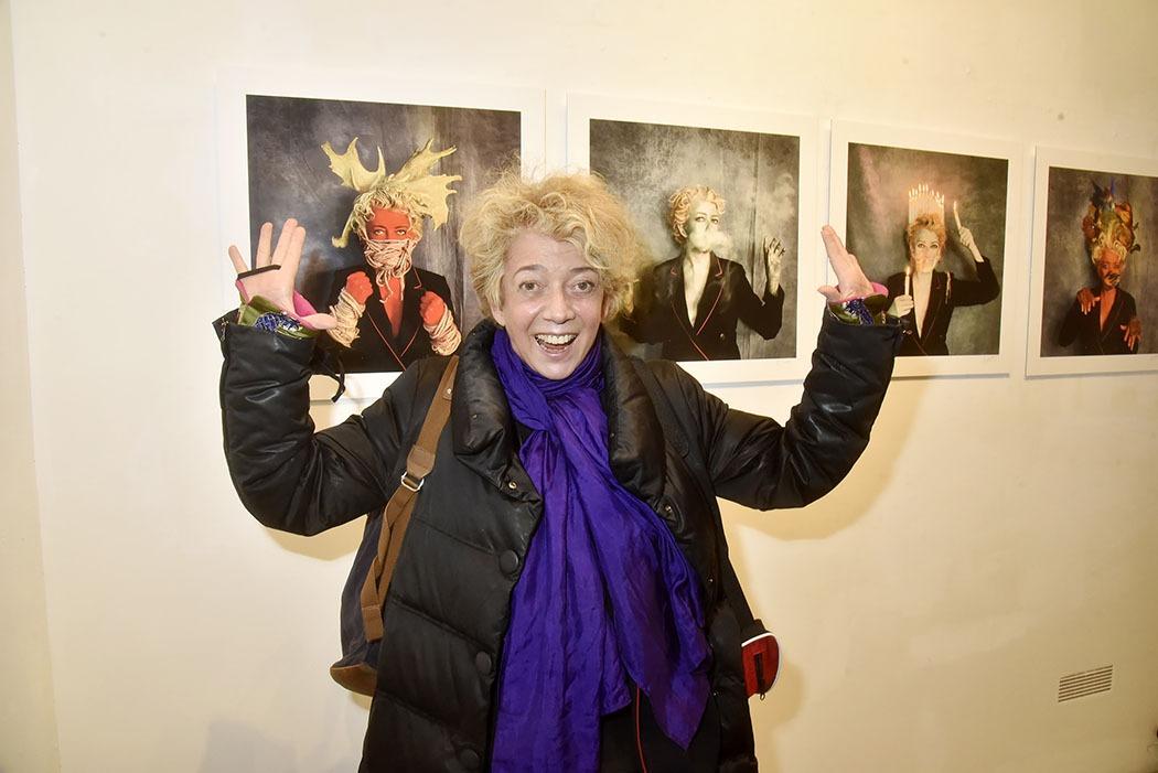 Expo Contact Sans Contact à Galerie Basia Embiricos artiste Hélène Guétary