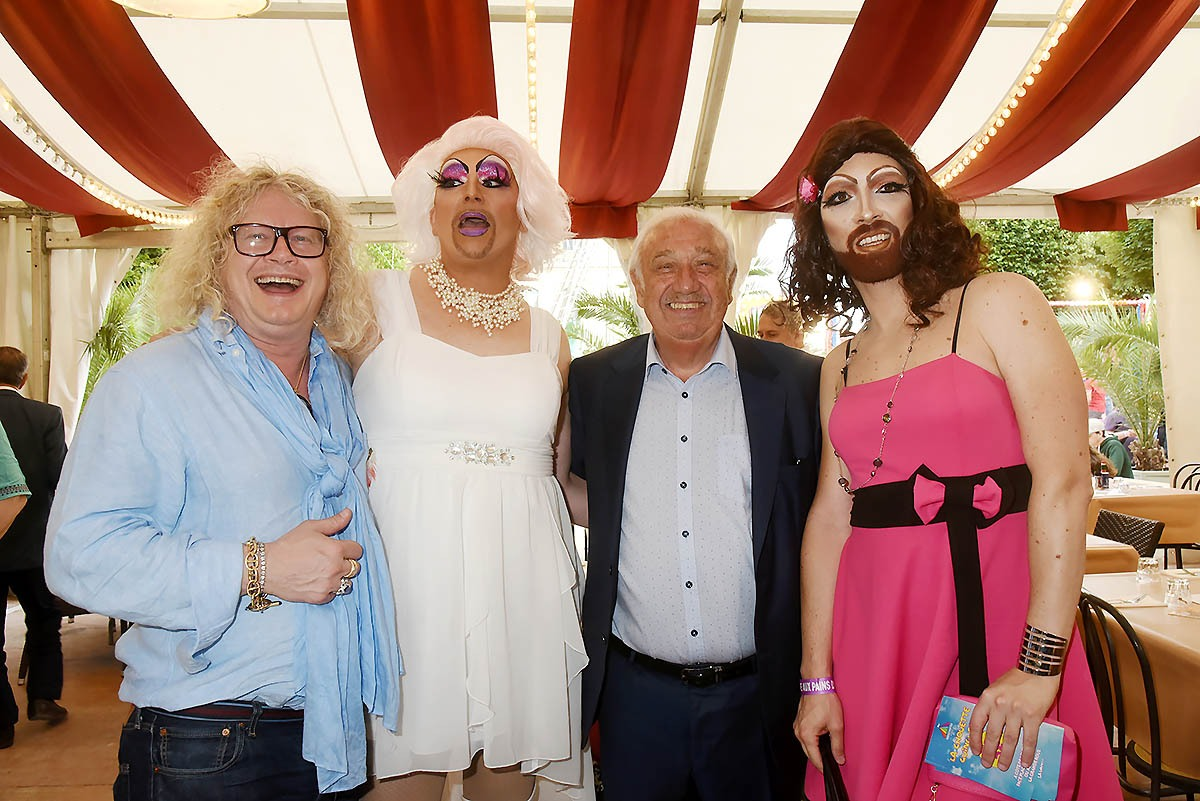 Chez Marcel Campion on aime les femmes A barbe ou à lurettes