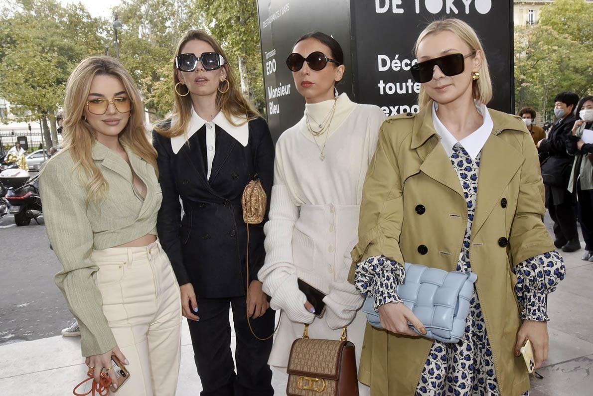 Un quatuor de blogueuses les 2B4