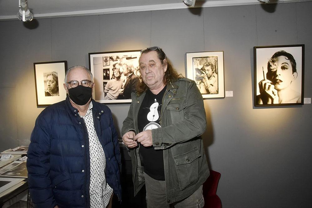 Jean Jacques Bernier et Pierre Terrasson Yess J'ai mitraillé les shooteurs de Serge Gainsbarre !