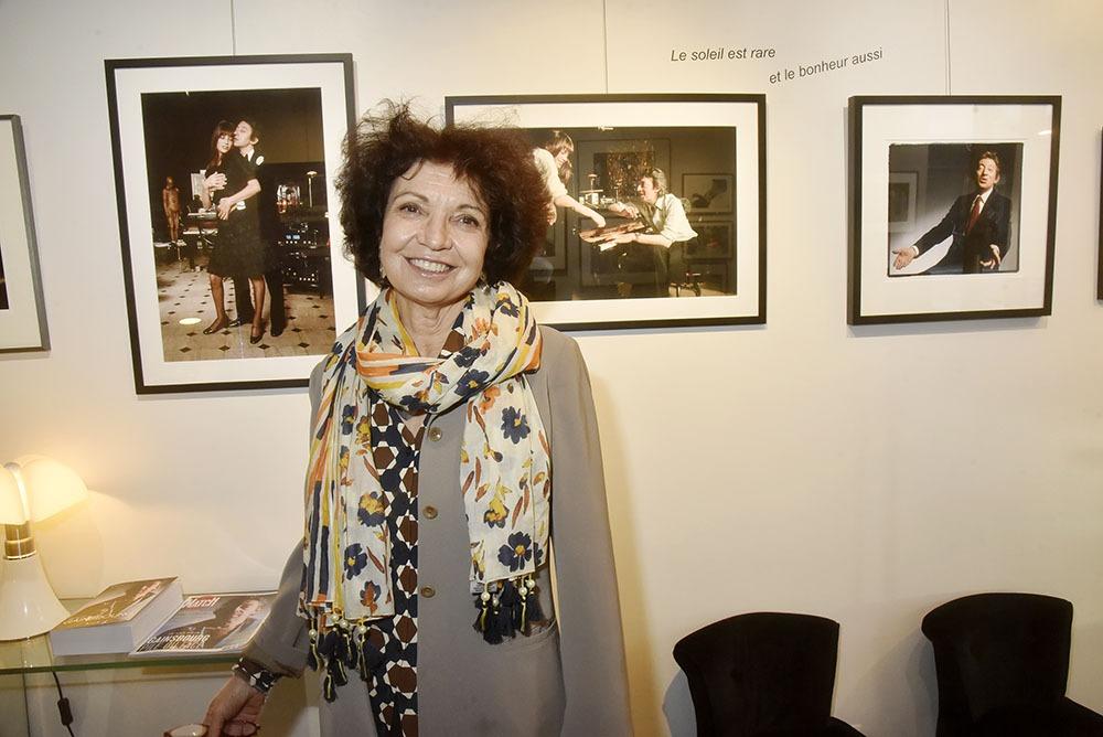 Nathalie Atlan Landaburu est l'heureuse  tauliere de la galerie Hegoa