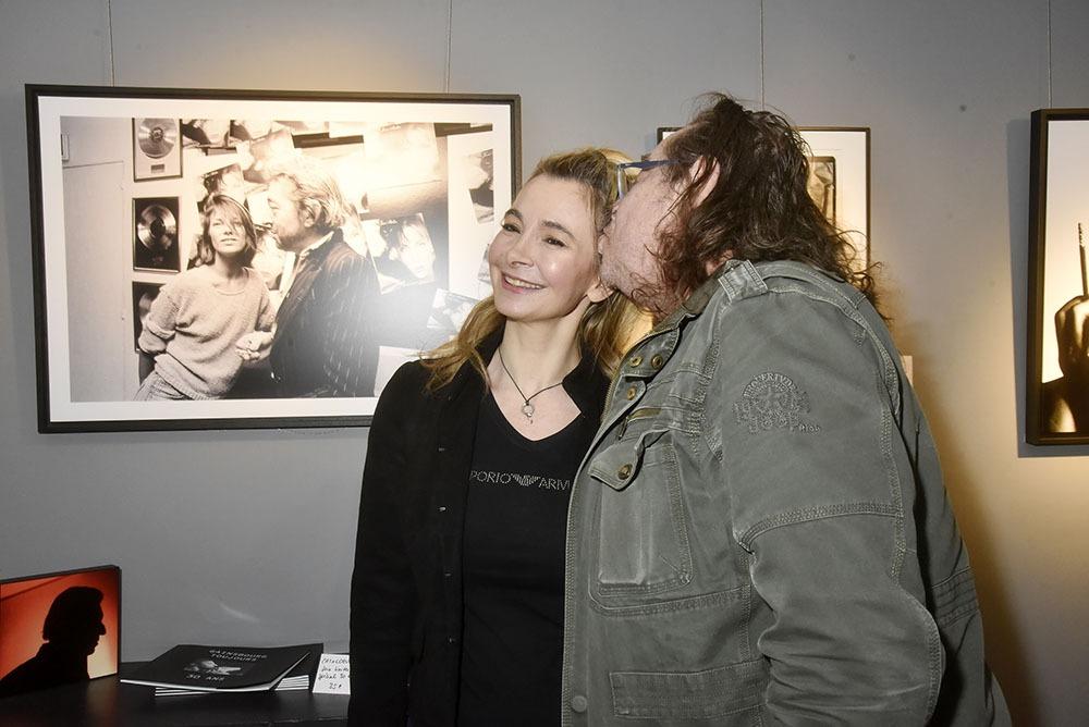 Avec ses photos de Gainsbourg Pierre Terrasson emballe un max