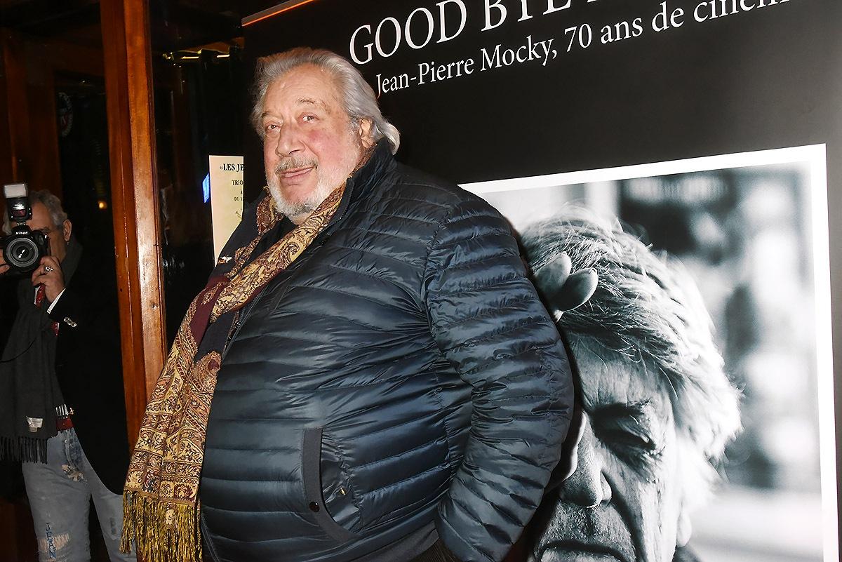 """En tournant le """"Deal"""" de Mocky Jean Claude Dreyfus est devenu anorexique si il a un léger embonpoint c'est de la  faute à la doudoune trop grande pour lui !"""