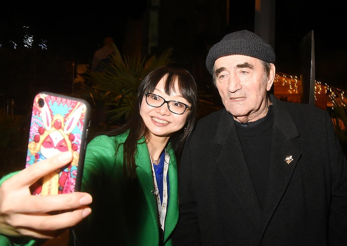 Plus populaire que Mao, un milliard de chinois ont vu tous les films de Richard Bohringer