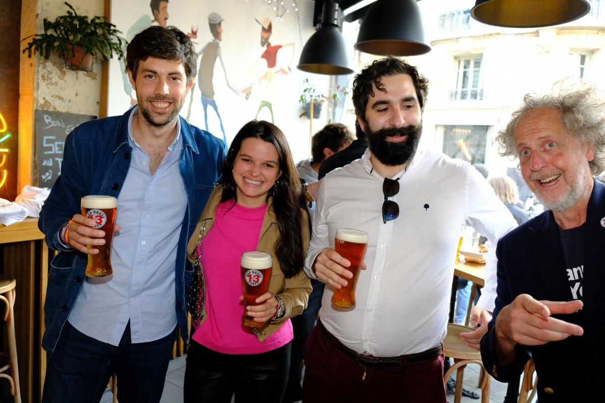 Boris K and friends
