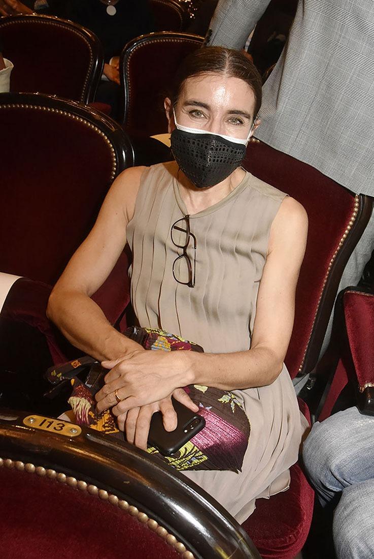 Blanca Li en mode incogniti