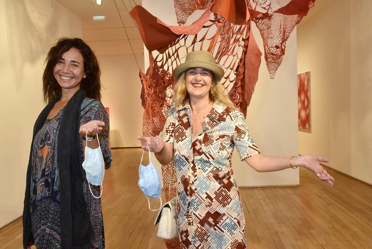 Farrah Bencheikh et Geraldine Beigbeder Apres le COVID