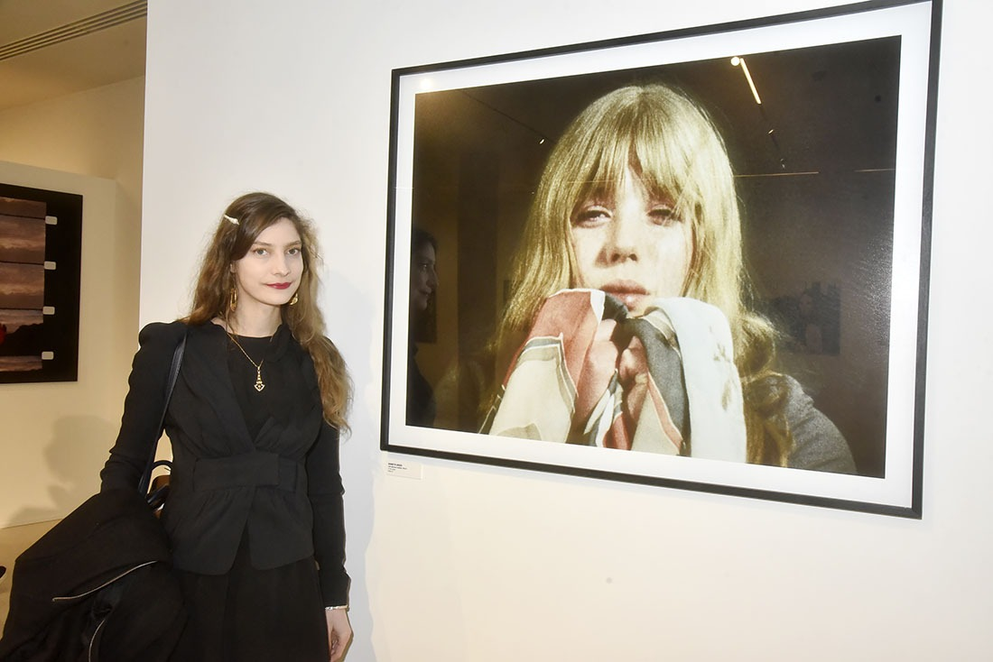 Delphine Andre aurait voulu chanter As Tear Goes Bye Bye comme Marianne Faithfull