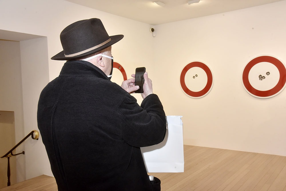 La Galerie Laurent Strouk le dernier salon ou l'on cartonne
