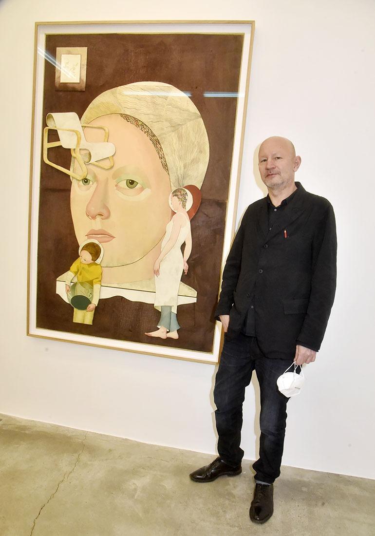 Jens Fange explore le cerveau des menagere de moins de cinquante ans