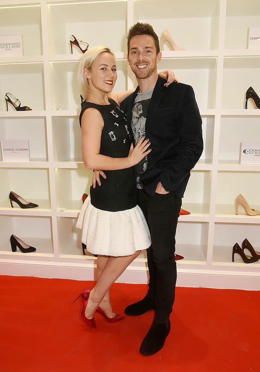 Emmanuelle Berne a deja trouvé chaussure à son pied
