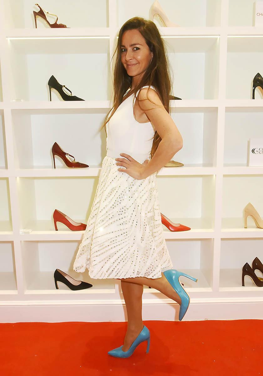 Emmanuelle Boidron poupoupidoute dans «La Petite Brune A la Chaussure Bleue