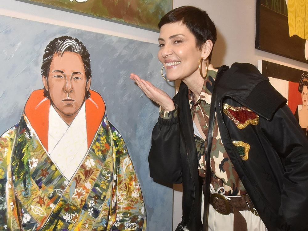 Ce veinard de Kenzo Takata a le droit à la Cordula bize tagada