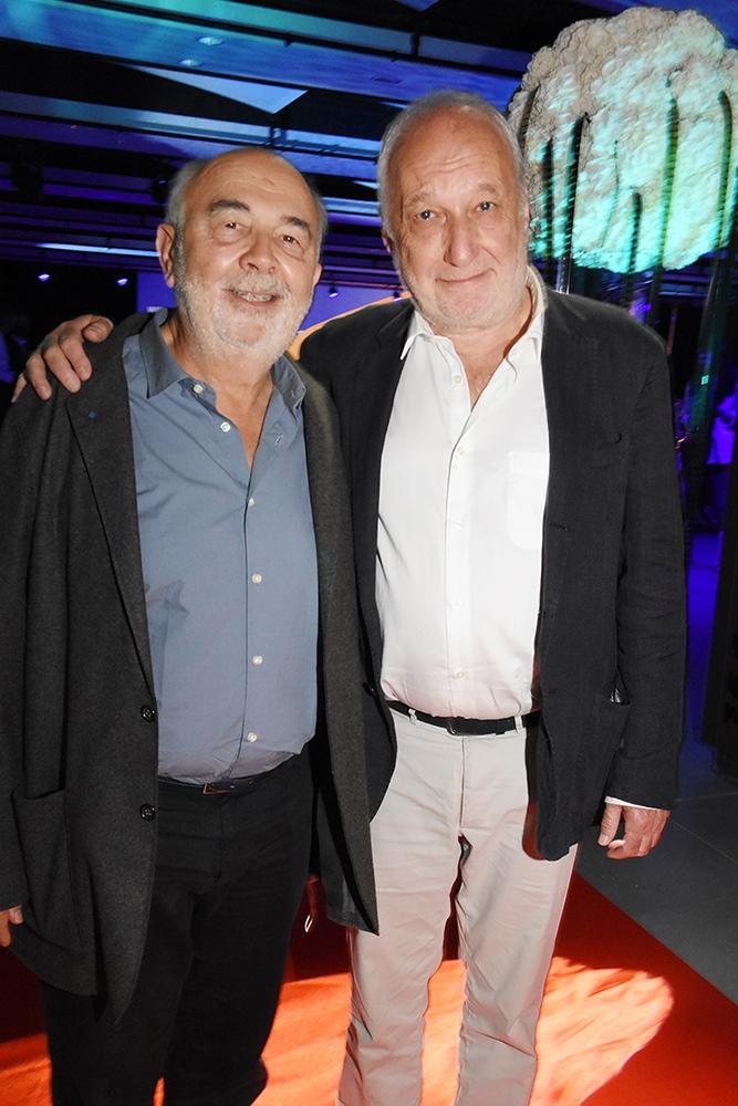 Jugnot et Berleand prêts a tourner ensemble dans un buddy Movie « Nos Ancêtre Les Baulois »