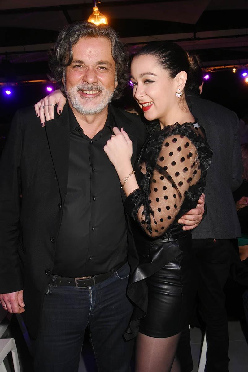 Christophe Barratier et sa choriste de fille Violette !