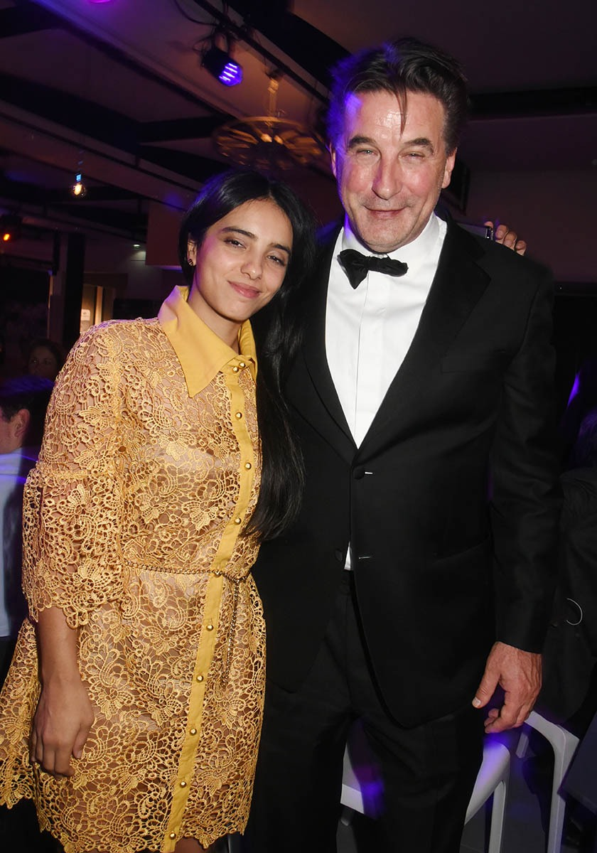 "Apres avoir vu ""Tu Mérites un Amour"" Bill Baldwin déclare à Hafsia Herzi ""Tu mérites un Oscar"""
