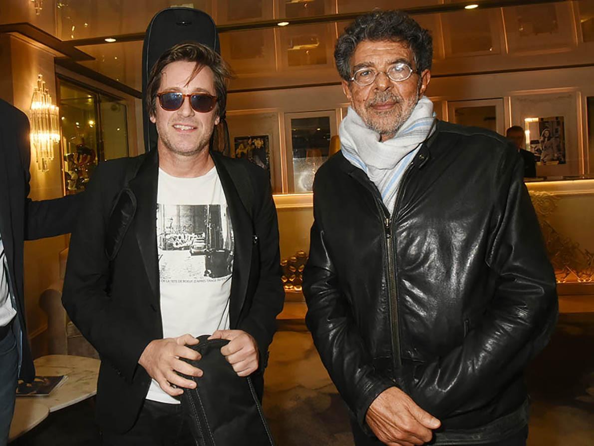 Deux générations de musicos Thomas Dutronc à Gabriel Yared