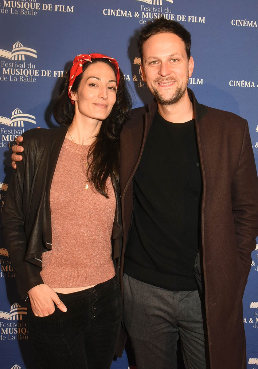 Laetitia Eido et Pierre Rochefort fils du grand Jean Rochefort acteur et Don Quichotte!