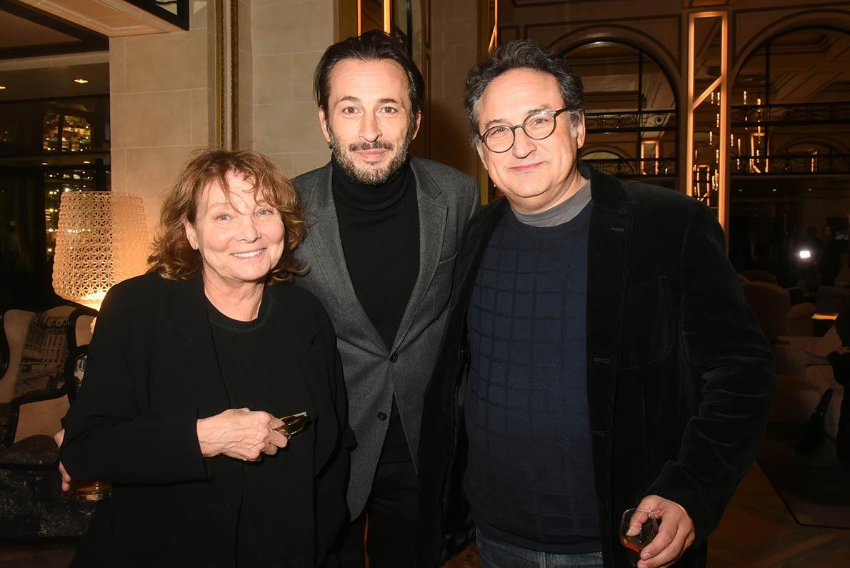Michael Cohen avec Diane Kurys et Thierry Klifa en stereo
