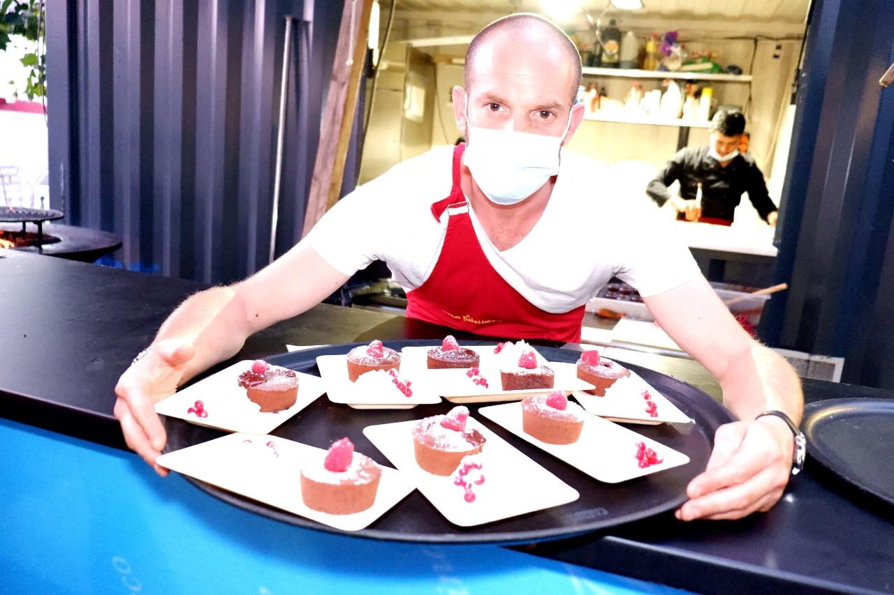 Thomas le king du fondant au Chocolat!!!