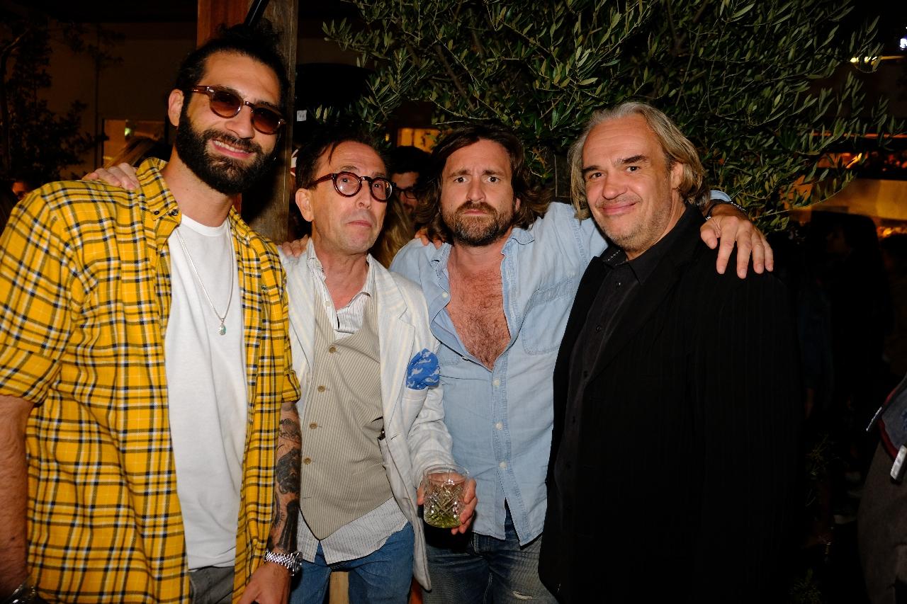 Dan, Natan, Aurélien et Yannick