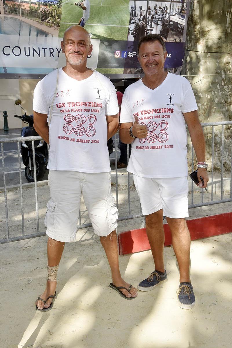 Laurent Petit de la mairie et Christophe Fassetta sont aux manettes
