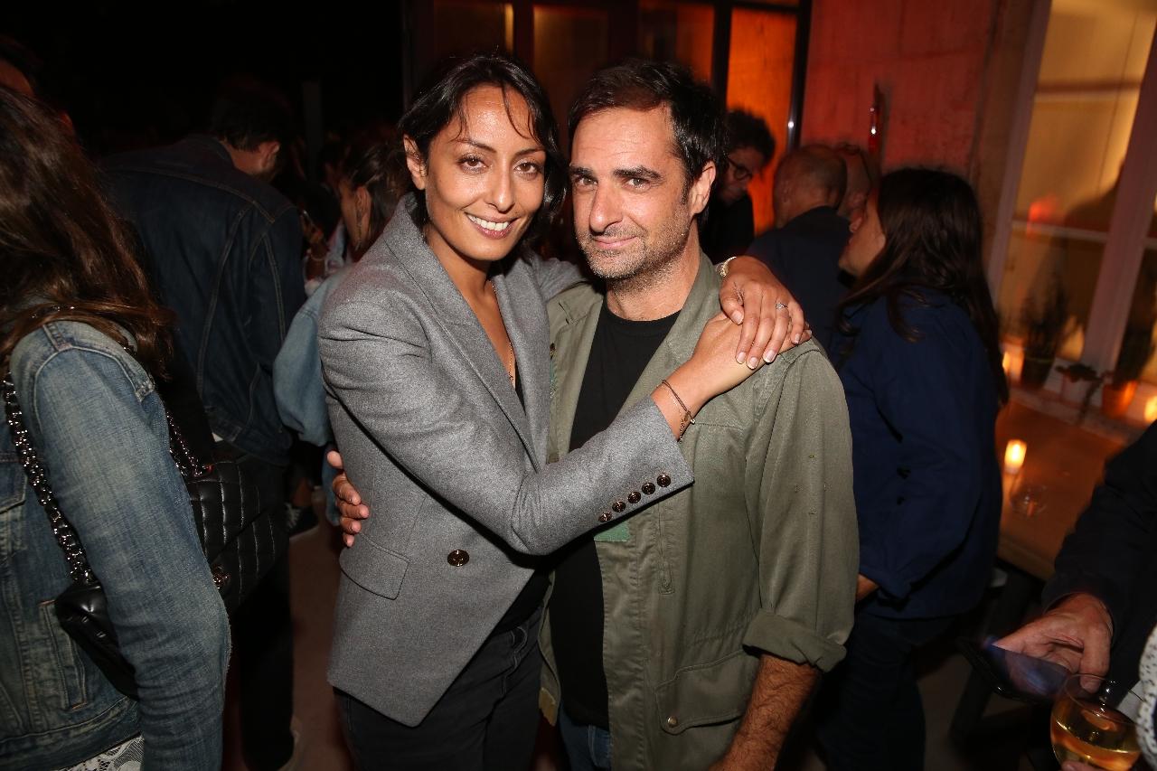 La sublime Leila Kadour et Gregory Montel