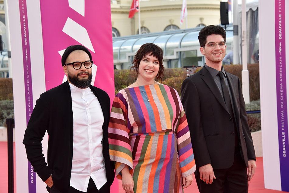 """Voila le Sympathique trio pas trop pyromane de Rubén Mendoza Alana Waksman and Marshall Granger de """"We Burn Like This"""""""