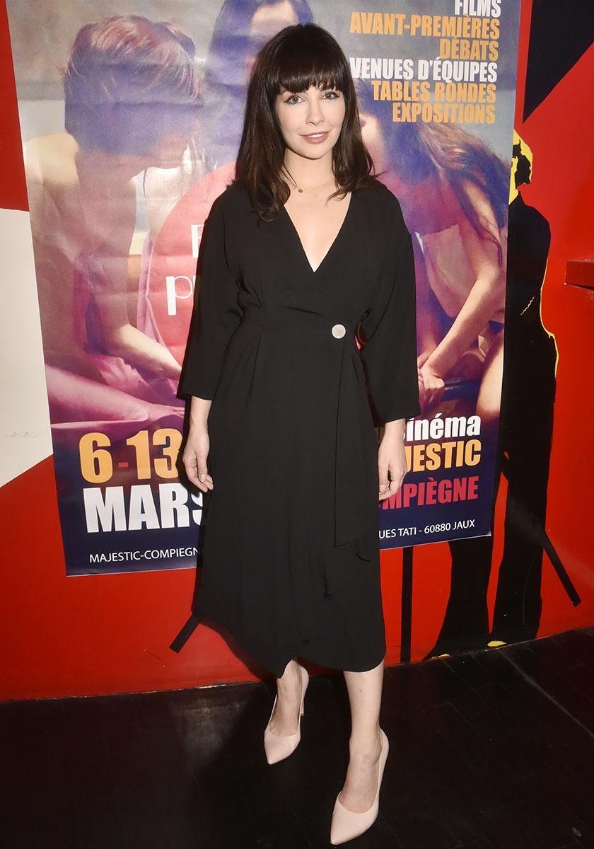 Alix Benezech dans le prochain Truffaut «La Mariée était en Noir2Le Divorce »