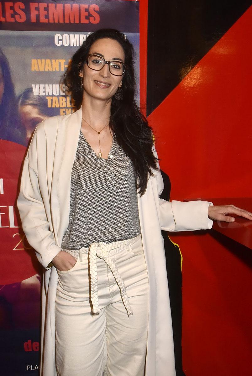 Laetitia Eido fait tres docteresse avec ses lunettes ? Ben elle joue la médecin Shirin dans la série «Fauda»