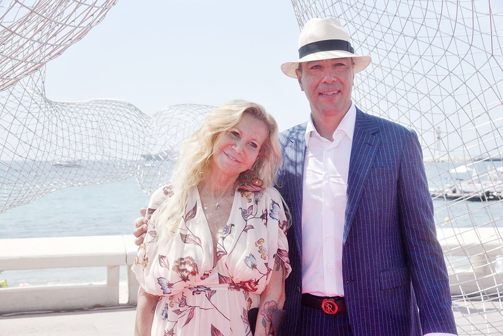 Fiona Gelin a rencontré l' « Homme au Panama »