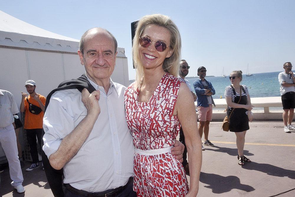 Laura Restelli rêvait de rencontrer le President Pierre Lescure sur un red carpet : Voilà qui est fait !