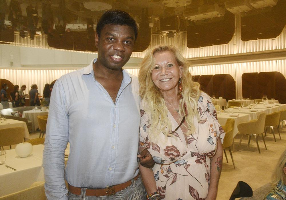 Oui Jean Barthelemy Bokassa a vu et connait par cœur tous les films de Fiona Gelin