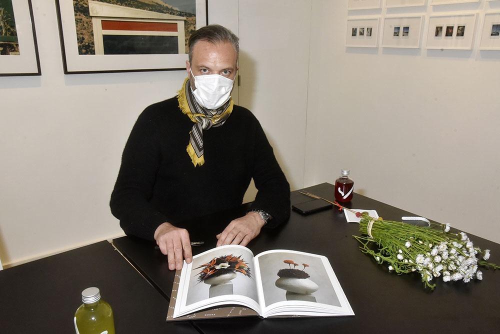 Louis Garaud Castor dédicace et offre paquertte en marque page