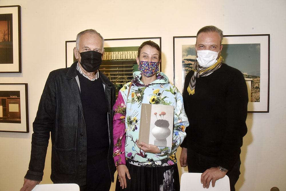 Yvon Lambert Sarah Andelman et Louis Geraud Castor en assoc de malfaiteurs