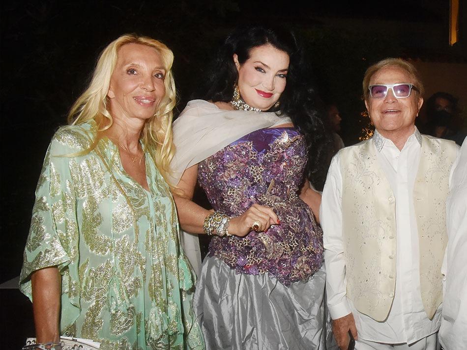 Sylvie Elias Marshall et Lamia Khashoggi Orlando s'instagramme avec des femmes d'influence: Des influenceuses