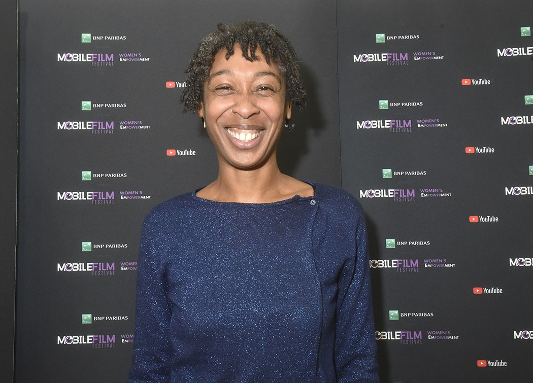 Tania de Montaigne dans le jury du Mobile festival et c'est Nulle Part Ailleurs